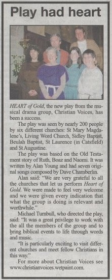 Bexhill Observer Review