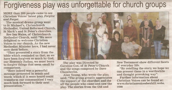 Bexhill Observer - F&F - Review - 20111206