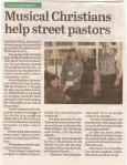 Bexhill Observer Article 21/Nov/2014