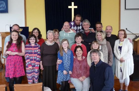 "Cast of ""Malachi"", April 2015"