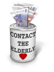 Hundreds of Pounds raised for Contact theElderly